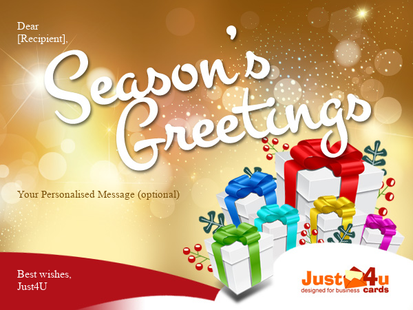 A gifty christmas christmas ecard send this christmas ecard to a friend or family member you can send 5 free christmas ecards at corporate ecard after signing up reheart Image collections